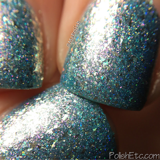 GlitterDaze - Escape to Paradise Collection - McPolish - Caicos By The Ocean