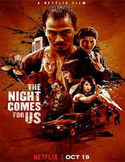 pelicula The Night Comes for Us