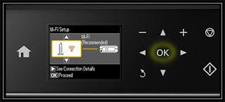 How To Setup Wireless Printer Epson XP 440