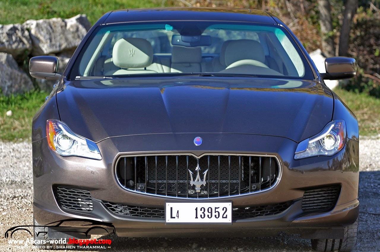Automotive News: 2014 Maserati Quattroporte