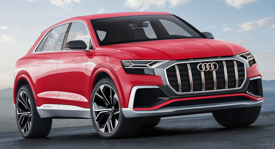 audi plotting rs q8 performance crossover for geneva debut. Black Bedroom Furniture Sets. Home Design Ideas