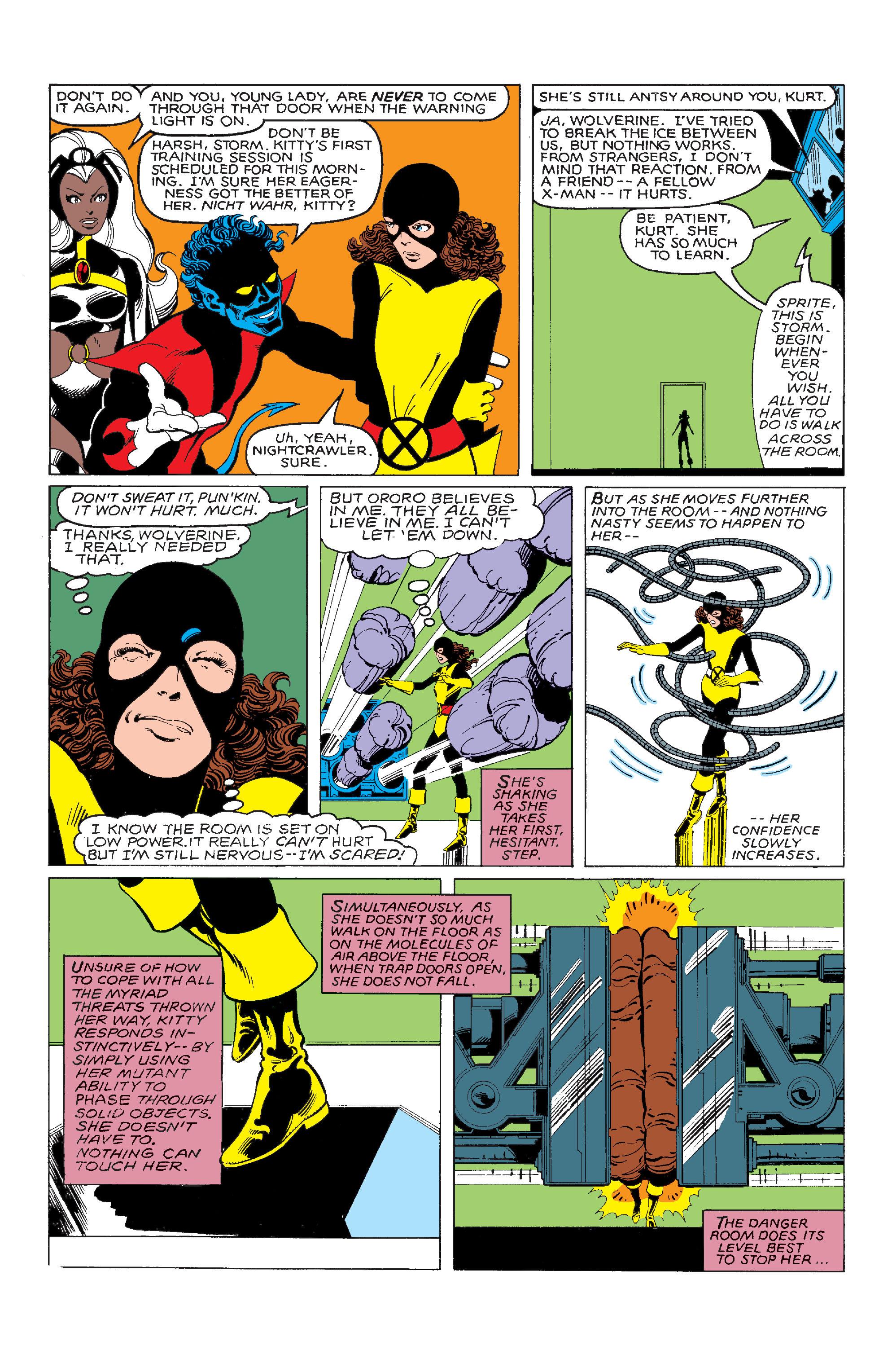 Uncanny X-Men (1963) 141 Page 10