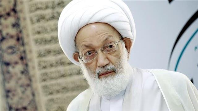Hezbollah: Qassem's jail a 'state crime' by Bahrain regime