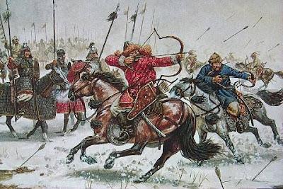 Akhirnya Cina Mongol Ditaklukkan Sultan Syaifuddin