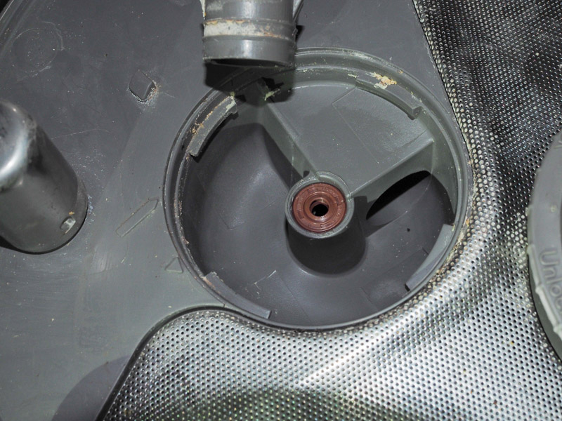 Kenmore dishwasher leaking diverter motor