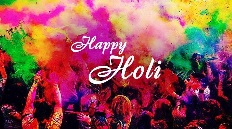 Best Holi Wishes 2019 sms messages in hindi & English