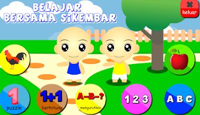 Game Upin dan Ipin yang Mendidik anak untuk Android