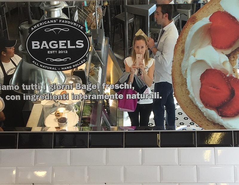 Love places: The Bagel Factory
