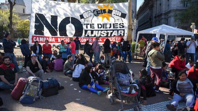 DDHH en Argentina recibirá un presupuesto 15 % menor al actual