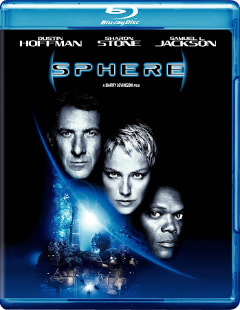 Poster Of Free Download Sphere 1998 300MB Full Movie Hindi Dubbed 720P Bluray HD HEVC Small Size Pc Movie Only At worldfree4u.com