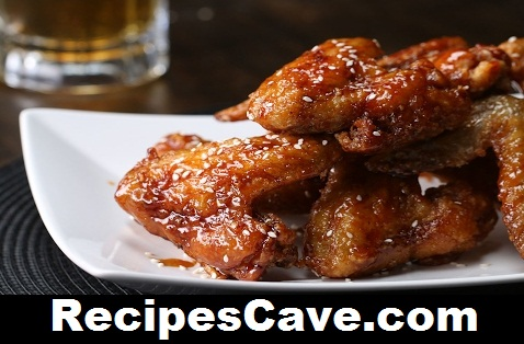 Sweet Soy Chicken Wings Recipe
