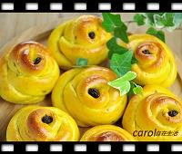 https://caroleasylife.blogspot.com/2016/02/pumpkin-flower-shape-bread.html
