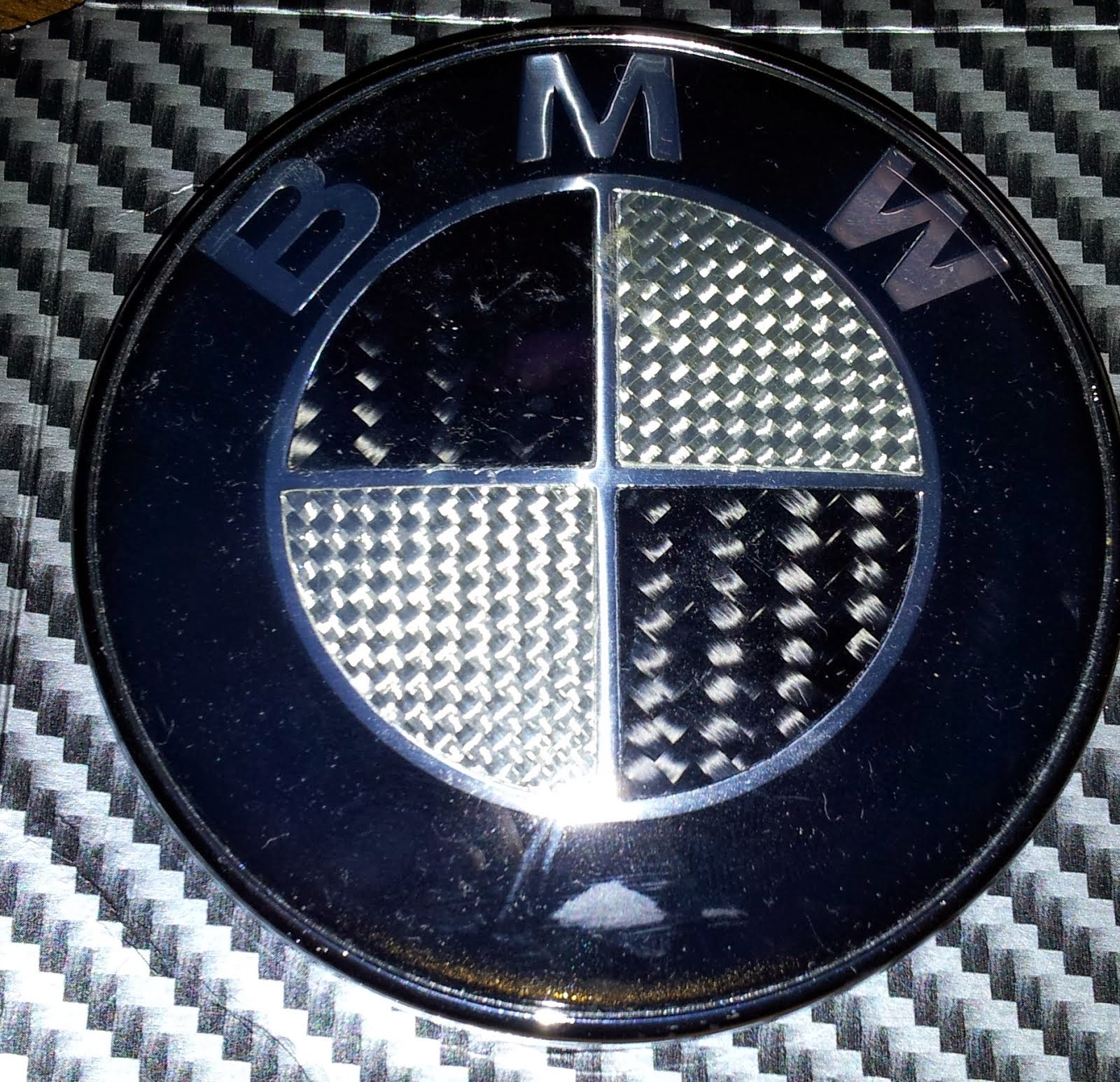 For SALE: BMW Emblem - RM70 (Exclude Postage)