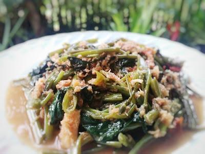 Resep Urap Kangkung