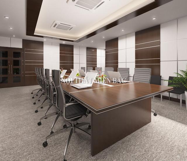 Tư vấn thiết kế phòng họp đảm bảo sự thoải mái cho mọi người