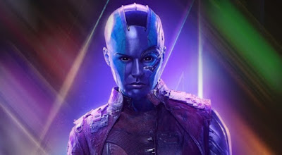 avengers endgame infinity war nebula