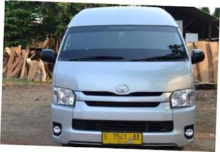 Rental Mobil Hiace Bogor