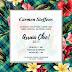 Convite para 'Arraiá Chic' da Carmen Steffens: Eu vou!