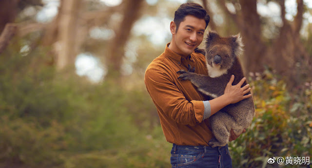 Huang Xiaoming Global Tourism Ambassador South Australia