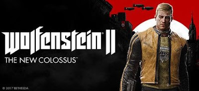 Gameplay Wolfenstein 2 The New Colossus