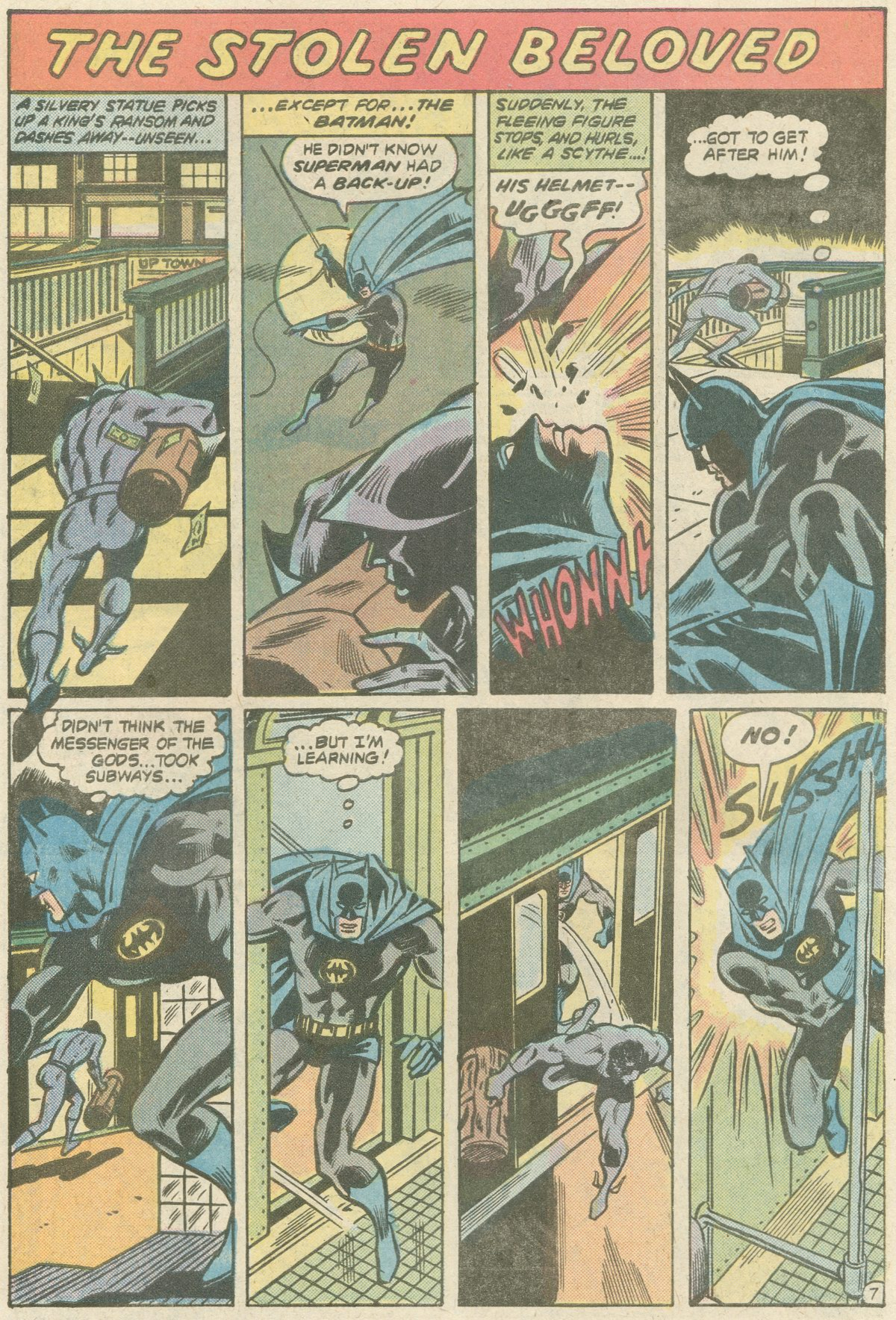 Read online World's Finest Comics comic -  Issue #252 - 11