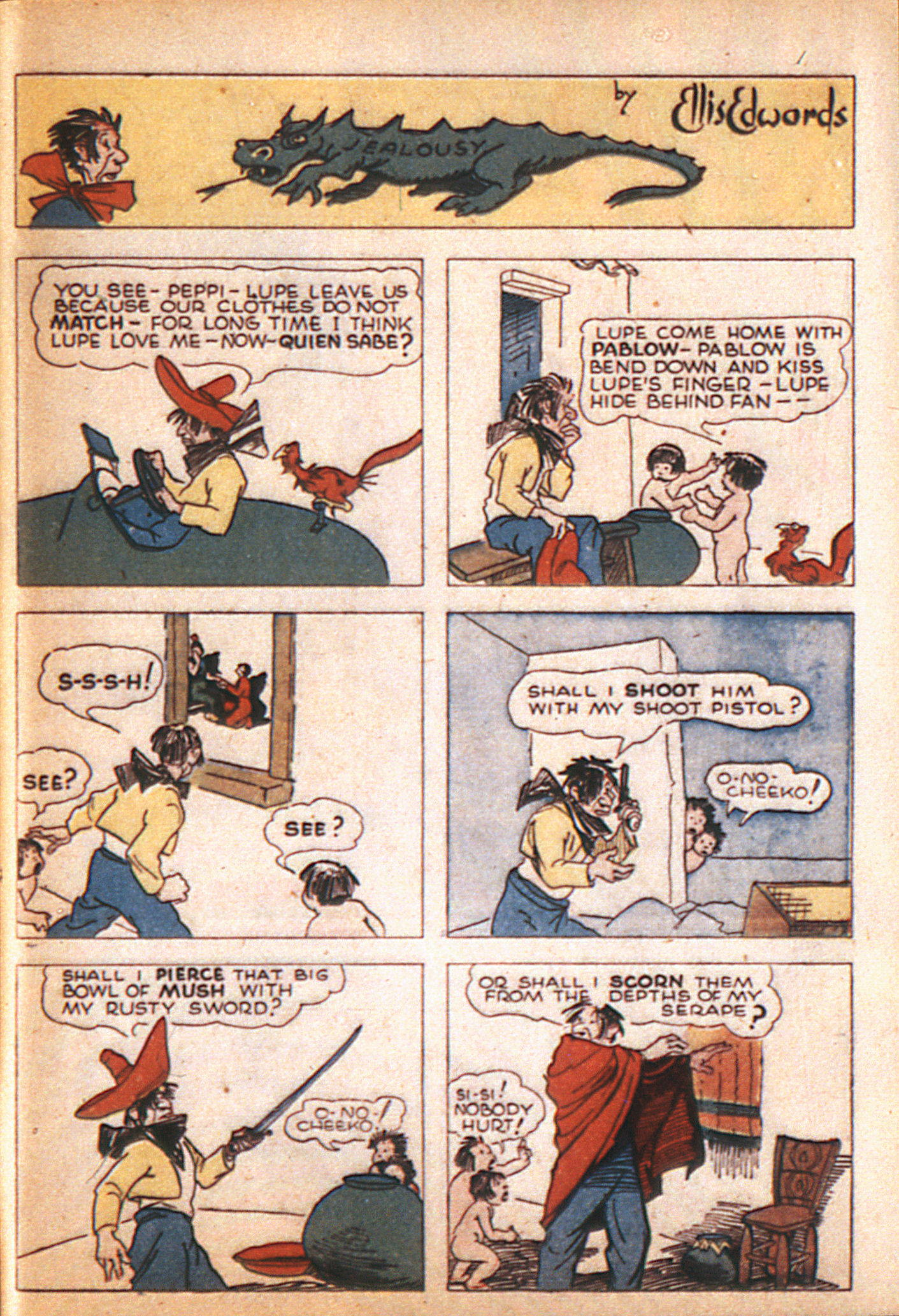 Read online Adventure Comics (1938) comic -  Issue #8 - 62