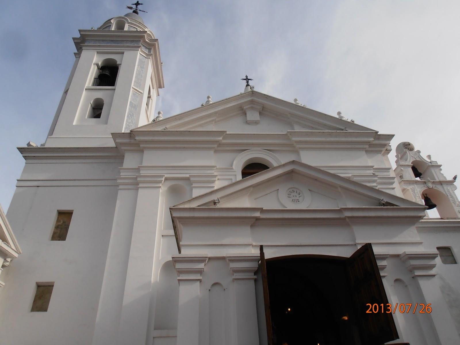 Igreja Nossa Senhora de Pilar