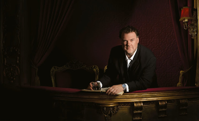 Photo of Rolex Testimonee Bryn Terfel (photo: Fadil Berisha)