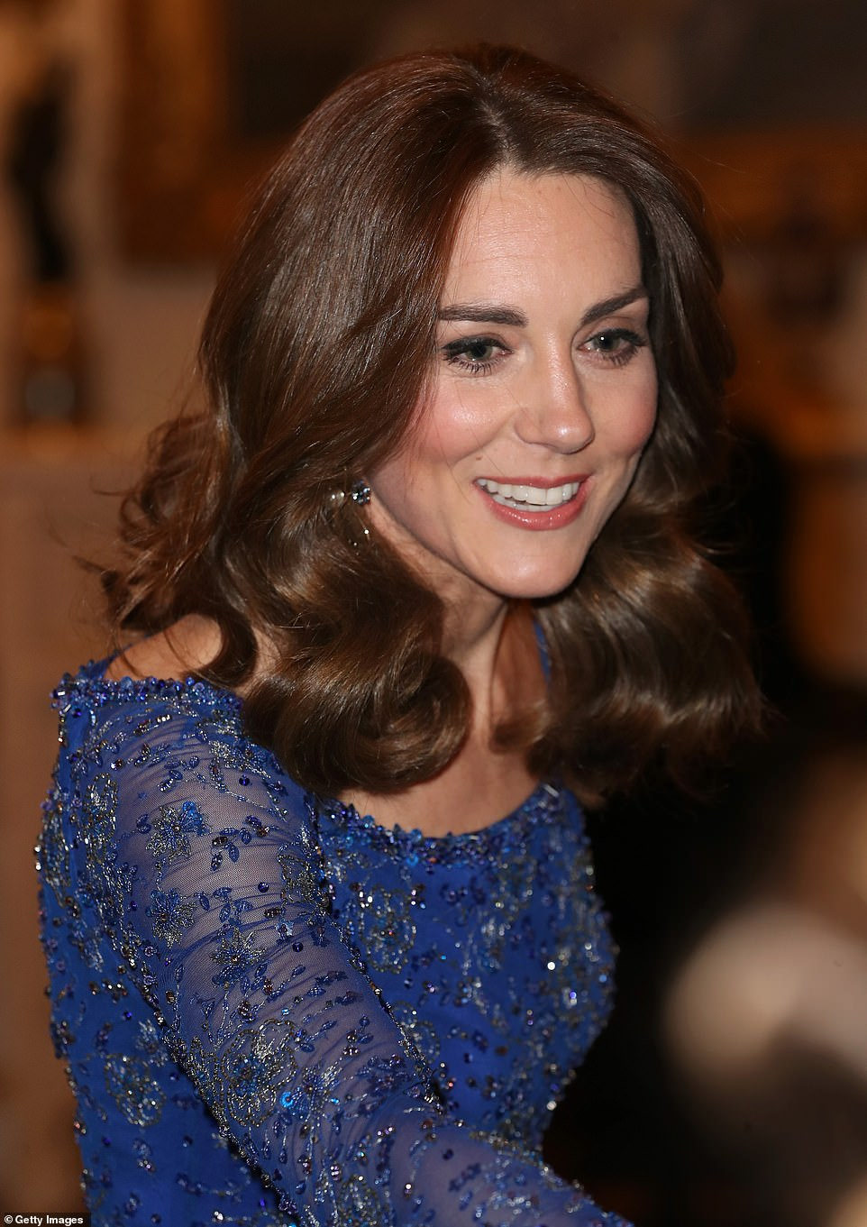 Duchess Kate Hosts 25th Anniversary of Place2Be