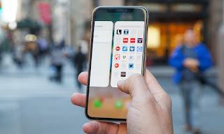 hướng dẫn sử dụng Iphone X