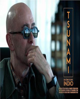 Tsunami, Un Océano De Gente 2016 DVD Custom NTSC Latino