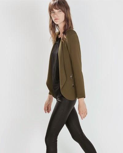 Look Like A Model: Catalogo Zara donna: nuova collezione