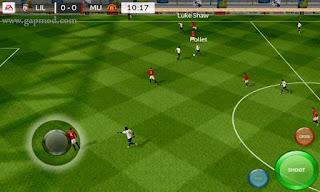 Download FTS Mod FIFA17 Ultimate v4 Fix by Zulfie Zm Apk + Data