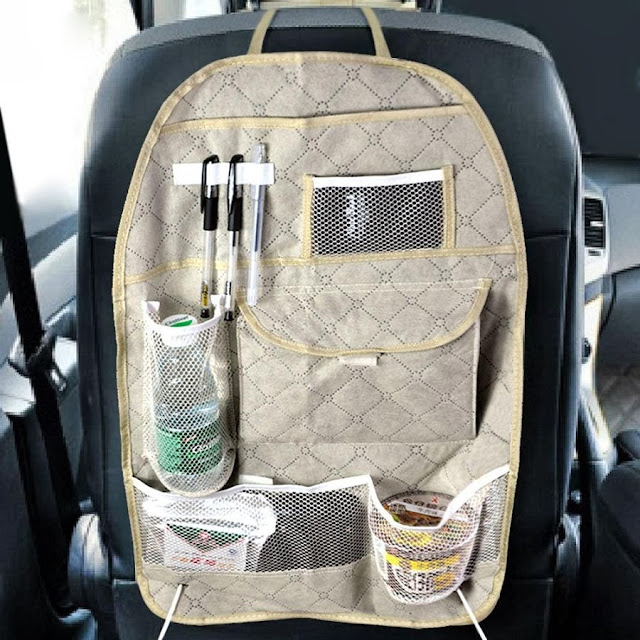 Cool and Innovative Car Organizers (15) 5