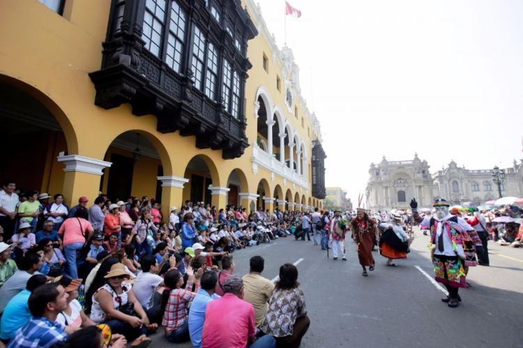 MUNLIMA: Municipalidad de Lima organiza nueva jornada de Al Damero de Pizarro sin carro - www.munlima.gob.pe