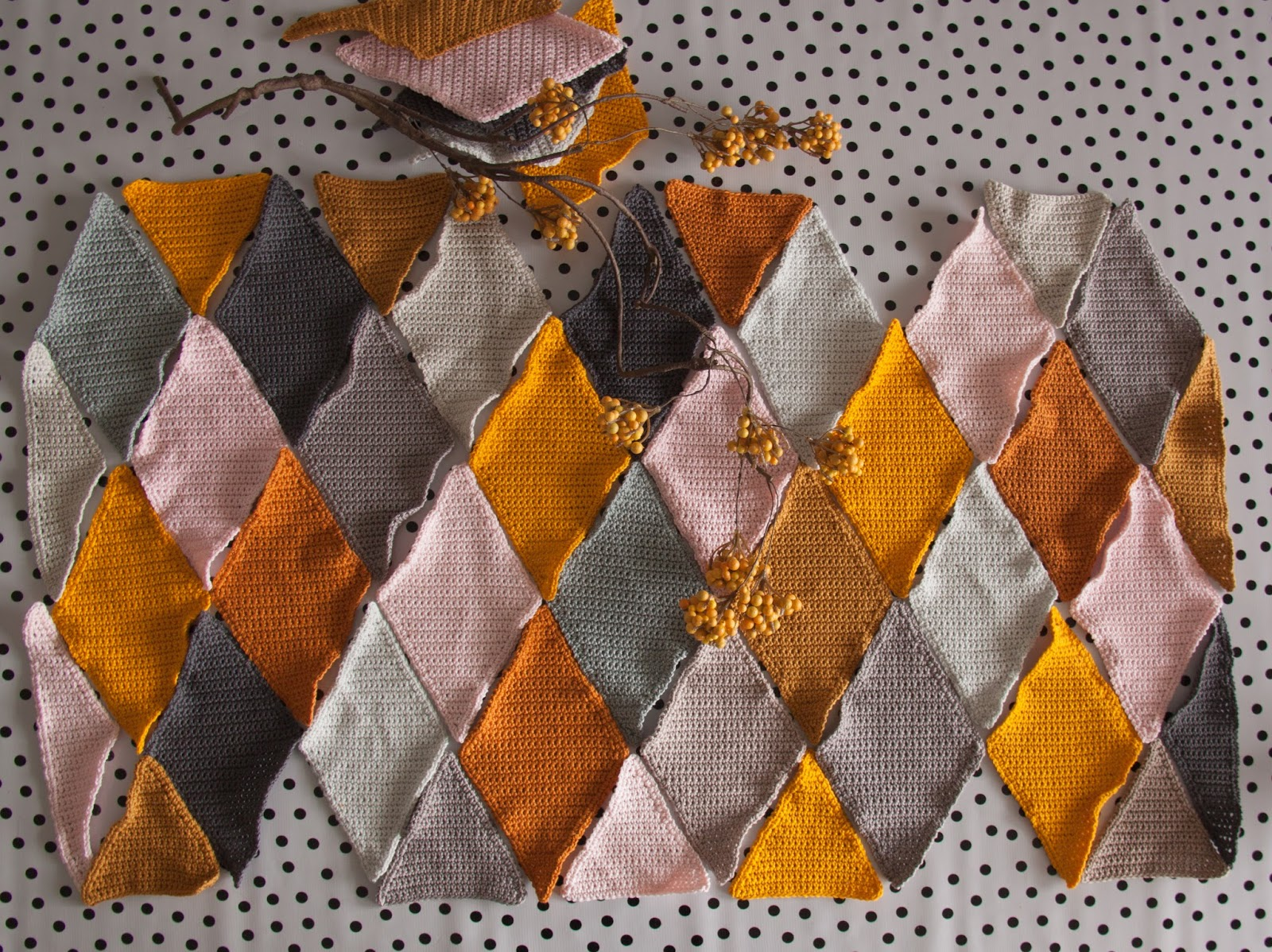 Ak At Home Crochet Krukjes