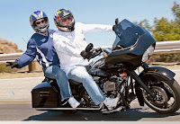 Harley-ride