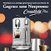 Gagnez une machine à café Nespresso Creatista !