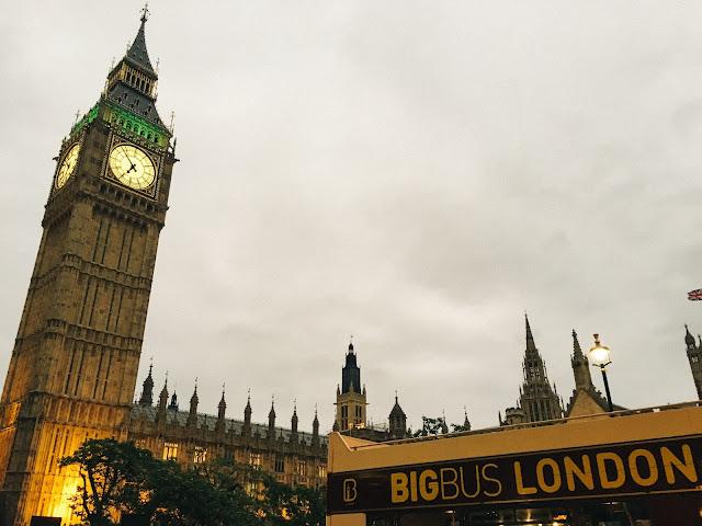 ビッグ・ベン(Big Ben)