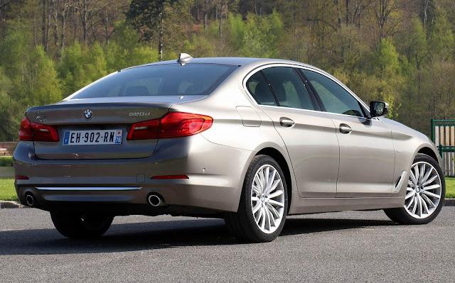BMW Série 5 2018