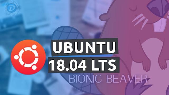 Ubuntu 18.04 LTS Bionic Beaver Download