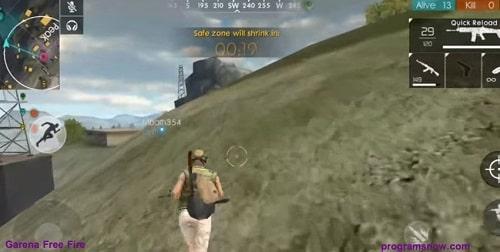 تحميل لعبة Garena Free Fire للكمبيوتر مجانا