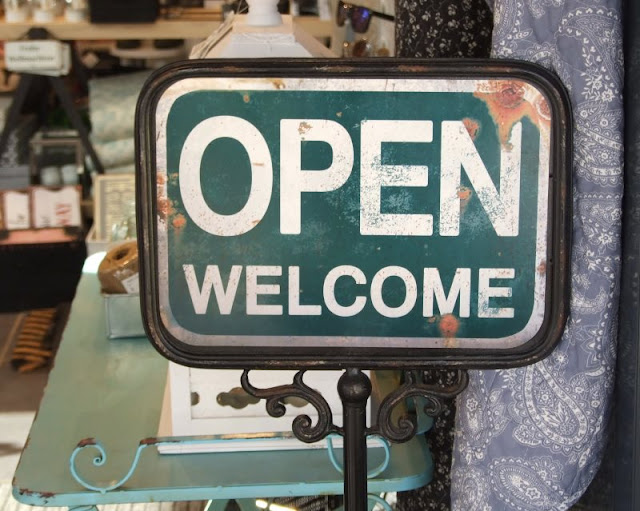 Open Welcome