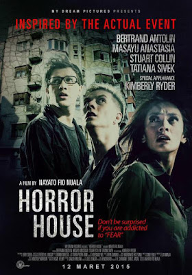 Poster Film Horror House
