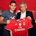 Celis já assinou pelo Benfica