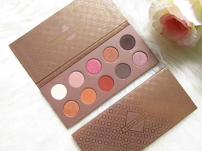 Zoeva - Cocoa Blend Eyeshadow Palette  - Review & Swatches
