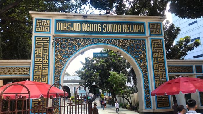 Masjid Agung Sunda Kelapa
