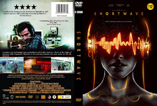 Shortwave DVD Cover