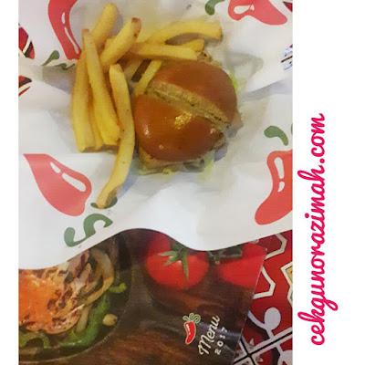 Chili's Citta Mall, chili's, promosi di chili's, dinner special, makanan tex-mex