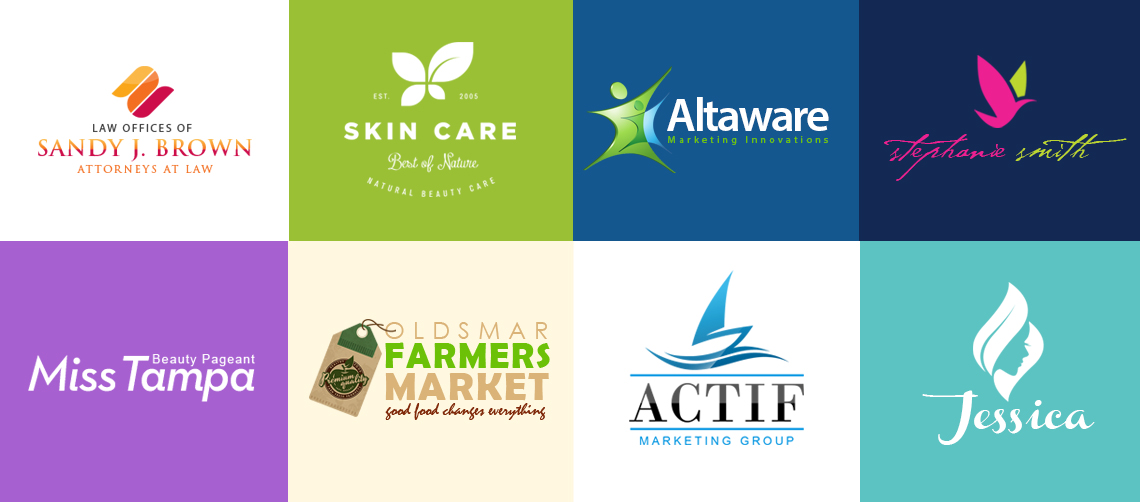 Small Business Logo Designs